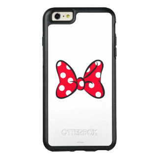 Trendy Minnie | Red Polka Dot Bow OtterBox iPhone 6/6s Plus Case