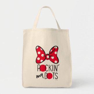 Trendy Minnie | Rockin' My Dots Tote Bag