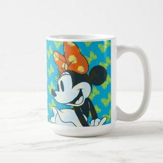 Trendy Minnie | Shy Pose Coffee Mug