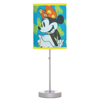Trendy Minnie | Shy Pose Table Lamp