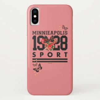 Trendy Minnie | Sport 1928 iPhone X Case