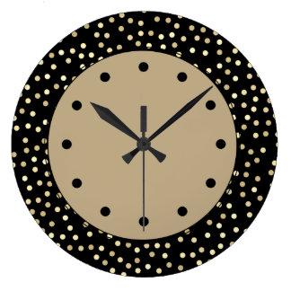 Trendy Modern Design Large Clock