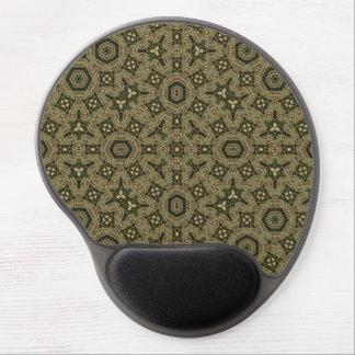 Trendy modern pattern gel mouse mat