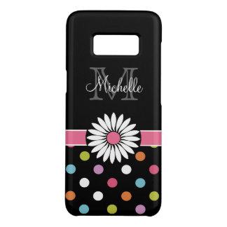 Trendy Monogram Ladies Case-Mate Samsung Galaxy S8 Case