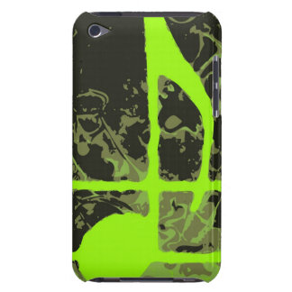 Trendy Music Note Retro Pop Art iPod Touch Covers