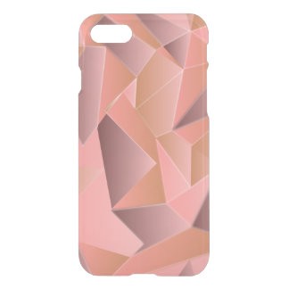 Trendy Ombre Geometric Patterned iPhone 8/7 Case