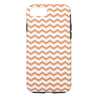 Trendy Orange Chevron Pattern.ai iPhone 8/7 Case