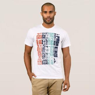 Trendy PAGA Original Design stamps T-Shirt
