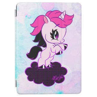 Trendy Pastel Galaxy Unicorn iPad Smart Cover