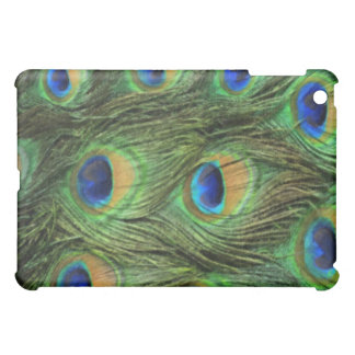 Trendy Peacock Animal  IPAD case