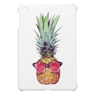 Trendy pineapple iPad mini cover
