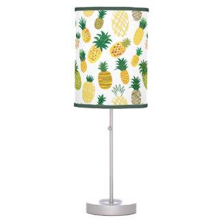 Trendy Pineapple Pattern Desk Lamps