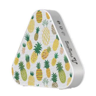 Trendy Pineapple Pattern Speaker