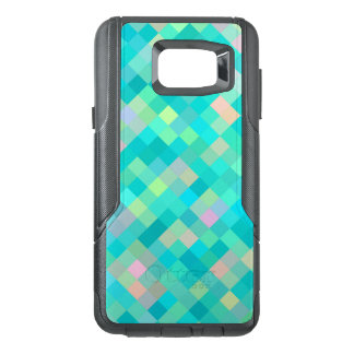 Trendy Pixel Art Multicolor Pattern OtterBox Samsung Note 5 Case