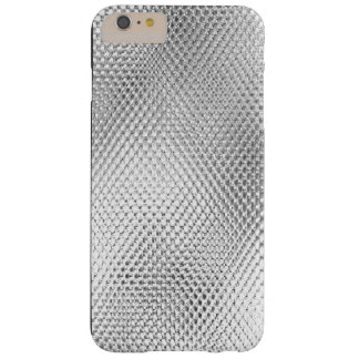 Trendy Silver Bling Effect Barely There iPhone 6 Plus Case