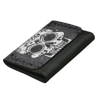 trendy Skull Wallet