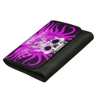 trendy Skull Wallets