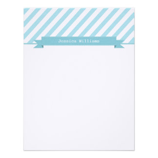Trendy & Sleek Note Cards Personalized Invitations