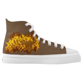 #Trendy Sneakers Minotaurus in brown/university