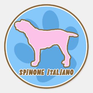 Trendy Spinone Italiano Stickers