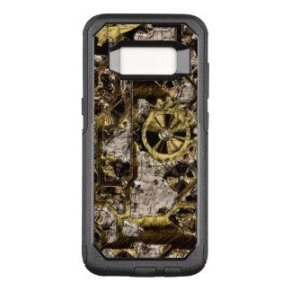 Trendy Steampunk OtterBox Commuter Samsung Galaxy S8 Case