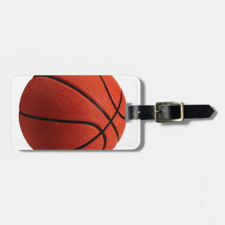 Trendy Style Basketball Luggage Tag