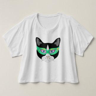 "Trendy T-shirt ""SUPERCAT """