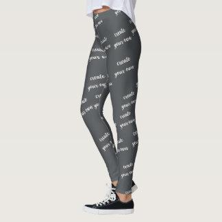 Trendy Template Create Your Own Custom Leggings