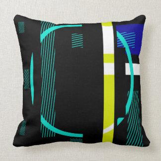 Trendy Throw Pillow - Cotton