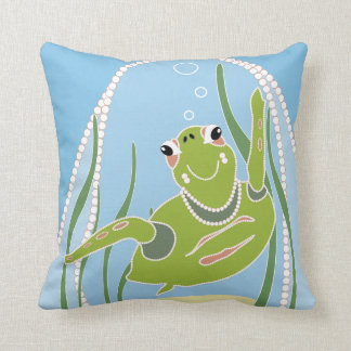 Trendy Turtle American MoJo Pillow