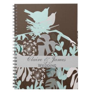 Trendy Wedding Guest Journal