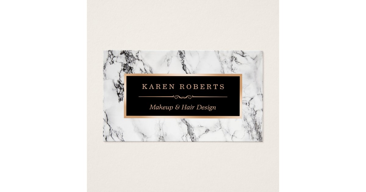 Makeup Artist Business Cards - Business Card Printing | Zazzle CA