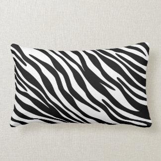 Trendy Zebra Print Pillow