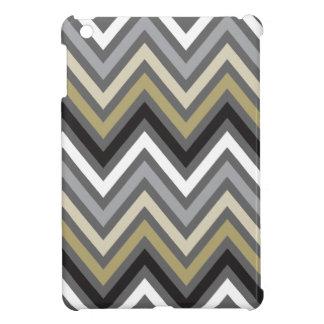 Trendy Zig Zag Chevron Pattern iPad Mini Case