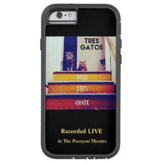 Tres Gatos Three Steps Higher iPhone 6S Case