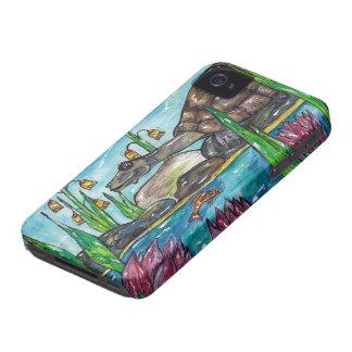 Trev the Turtle iPhone 4 Case
