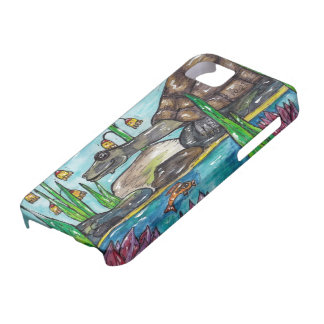 Trev the Turtle iPhone 5 Case