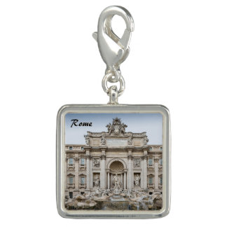 Trevi Fountain Charm