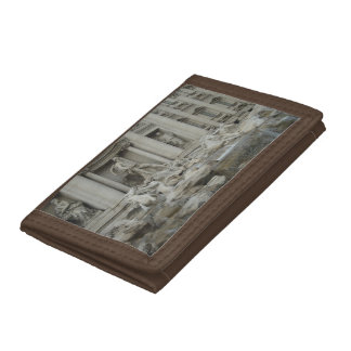 Trevi Fountain in Rome Wallet