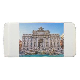 Trevi fountain, Roma, Italy Eraser