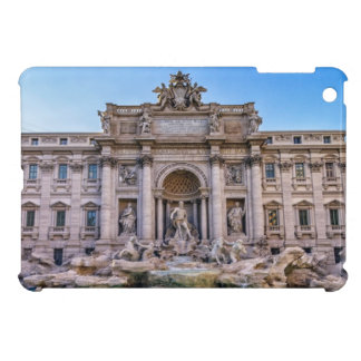 Trevi fountain, Roma, Italy iPad Mini Cover