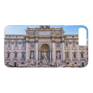 Trevi fountain, Roma, Italy iPhone 8 Plus/7 Plus Case