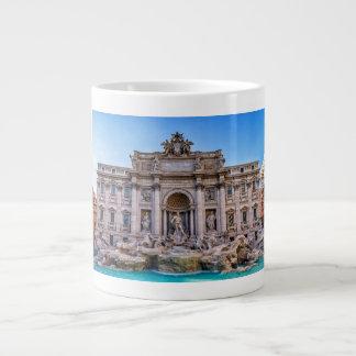 Trevi fountain, Roma, Italy Large Coffee Mug