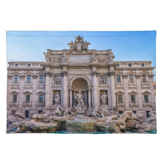 Trevi fountain, Roma, Italy Placemat