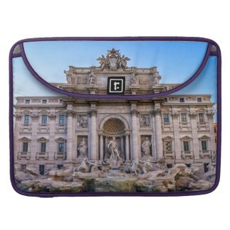 Trevi fountain, Roma, Italy Sleeve For MacBooks