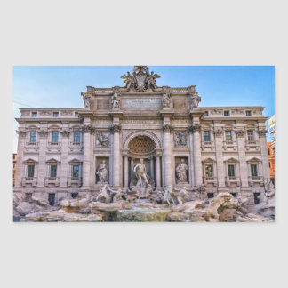 Trevi fountain, Roma, Italy Sticker