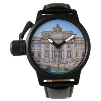 Trevi fountain, Roma, Italy Watch
