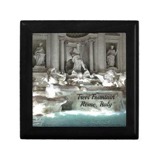 Trevi Fountain, Rome Italy Gift Box