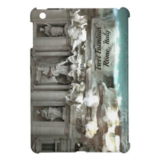 Trevi Fountain, Rome Italy iPad Mini Cover