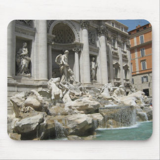 Trevi Fountain Rome Mouse Mat